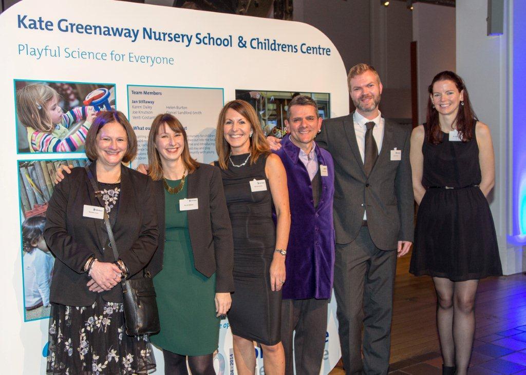 Kate Greenaway Rolls Royce Science Prize Winner