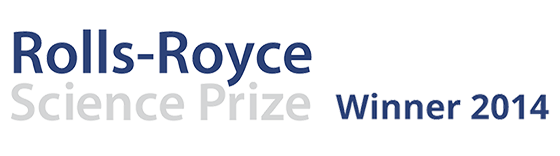 rolls-royce science prize winner kate greenaway